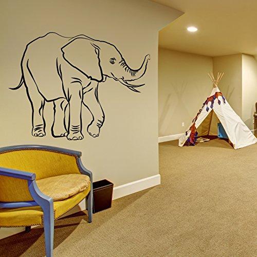 140x-102cm-en-vinyle-autocollant-mural-Lucky-lphant-tronc-jusqu-Wise-Richesse-Elphant-africain-Animal-Art-Sticker-HomeFeng-Shu-sans-papier-en-cadeau