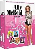 Image de Ally McBeal : intégrale saison 5 - coffret 6 DVD