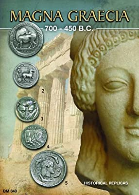 (DM 343) Magna Graecia 700 to 450 BC