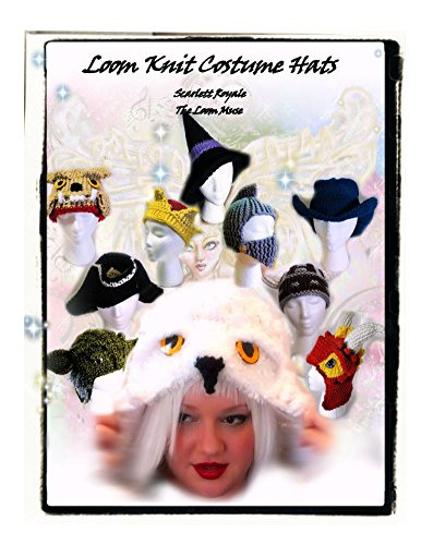 Loom Knit Costume Hats