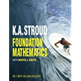 Foundation Mathematicsby K.A. Stroud