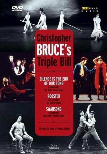 Christopher Bruce's Triple Bill [DVD]
