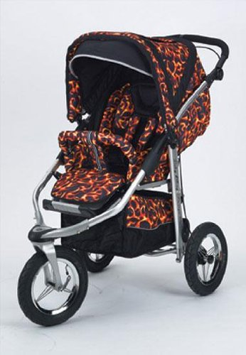 Baby-Bling-Design-Metamorphosis-Stroller-Caribbean-Peacock