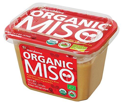 Marukome Organic Broth, Miso, 13.2 Ounce (Miso Organic compare prices)