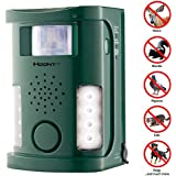 Hoont™ Powerful Electronic Outdoor/Indoor Animal & Pest Repeller - Motion Activated [New Version]
