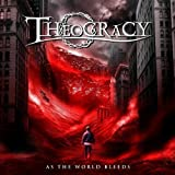 Theocracy - As The Worlds Bleeds +1 [Japan CD] KICP-1613 by King Japan