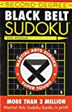 img - for Second-Degree Black Belt Sudoku  (Martial Arts Puzzles Series) book / textbook / text book