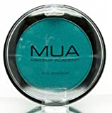 MUA Professional Make Up Range-Pigmented Pearl Eyeshadow-Shade 8 Teal