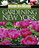 img - for Month-By-Month Gardening in New York book / textbook / text book