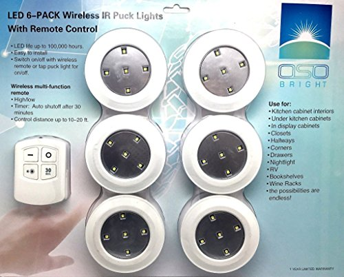 Top 5 Best wireless under cabinet lighting for sale 2016 | BOOMSbeat