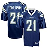 NFL San Diego Chargers Jersey Tomlinson, XXL