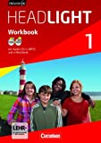 English G Headlight - Allgemeine Ausgabe: Band 1: 5. Schuljahr - Workbook mit CD-ROM (e-Workbook) und Audio-CD: Audio-Dateien auch als MP3