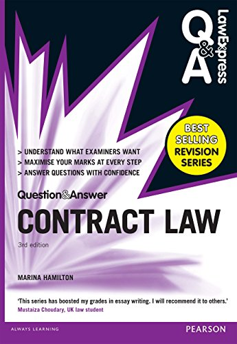 contract law case study questions Only questions posted as public are visible on our website contract law and ethics case study anonymous label law timer asked: oct 5th, 2017.