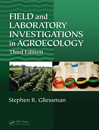 Field and Laboratory Investigations in Agroecology Third Edition