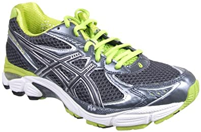 Asics - Womens Gt-2160 Running Shoes, Size: 13 B(M) US Womens, Color: Titanium/Lightning/Kiwi