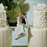 Weddingstar The Look of Love Bride and Groom Couple Figurine for Cakes