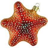 Old World Christmas Starfish Ornament