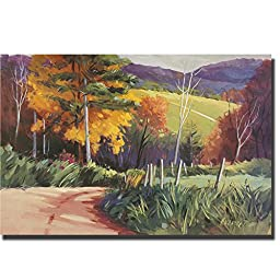 Woods by Marianne Dunn Premium Gallery-Wrapped Canvas Giclee Art (Ready to Hang)