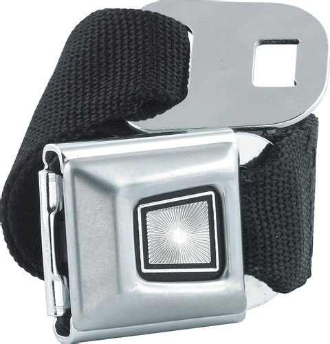 Ford Starburst Seatbelt Belt SBB Strap Color: Black W10200