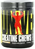 Universal Nutrition Creatine Chews Orange Flavor, 144-Count by Universal by Universal
