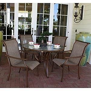 Chub Cay Patio 5 Piece Dining Set