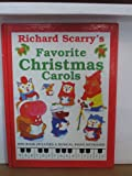 Richard Scarry's Favorite Christmas Carols (0681883111) by Richard Scarry