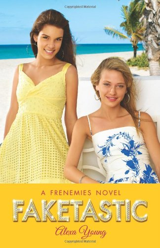 Cover of Frenemies #2: Faketastic