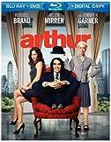 Arthur (Blu-ray/DVD Combo + Digital Copy)
