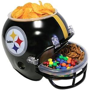 Helmet Snack Container - NFL - Pittsburgh Steelers