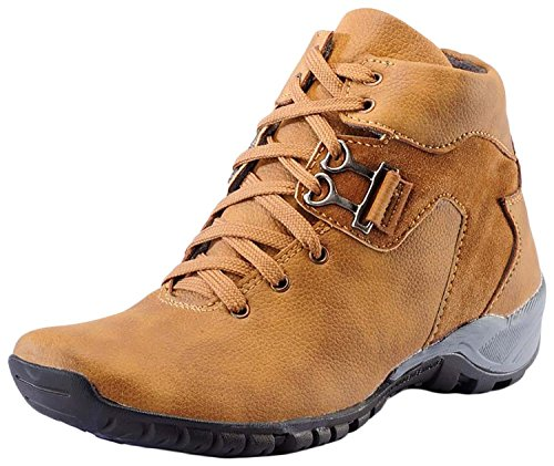 T-Rock-Mens-Boots-Tan