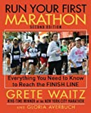 Run Your First Marathon: Everything You