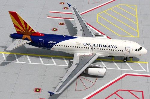 1: 200 ジェミニジェット US 航空 エアバス 319 Arizona Colors (並行輸入)