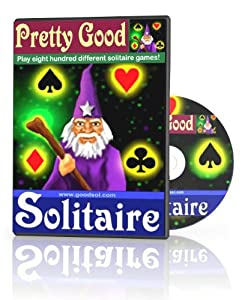 Pretty Good Solitaire (Windows Software) - Play 800 Different Solitaire Card Games, From Classic Games Like Klondike, Freecell, and Spider to original adaptations like Demons and Thieves and Double FreeCell. from Goodsol