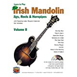 Irish Mandolin Jigs, Reels & Hornpipes Vol. 2 (Book +CD) ~ Dan Huckabee