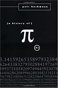 "Cover of ""A History of Pi"""