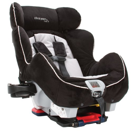 the first years true fit c670 premier convertible car seat geo black. Black Bedroom Furniture Sets. Home Design Ideas