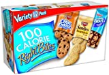 Keebler/Kellogg Variety Pack (Chips Deluxe , Sandies , Rice Krispie Treats), 9.04 per Box, (Pack of 2)