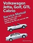 Volkswagen Jetta, Golf, GTI: 1993, 19...