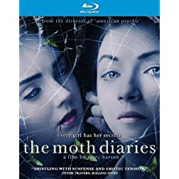 Moth Diaries [Blu-ray]