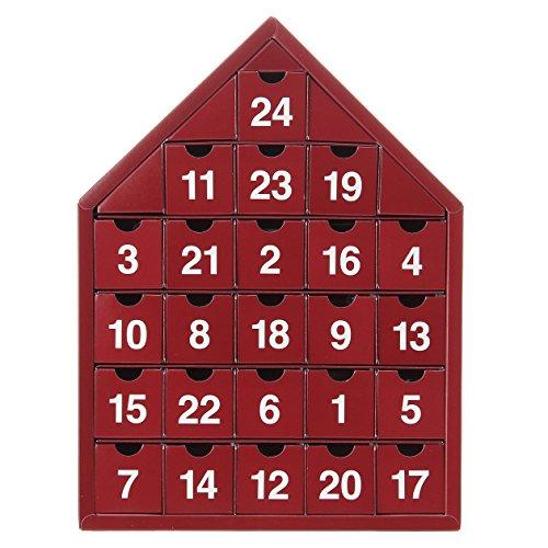 アドベントカレンダー 24種類のお菓子セット
