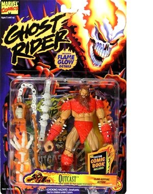 Ghost Rider Outcast Action Figure - 1