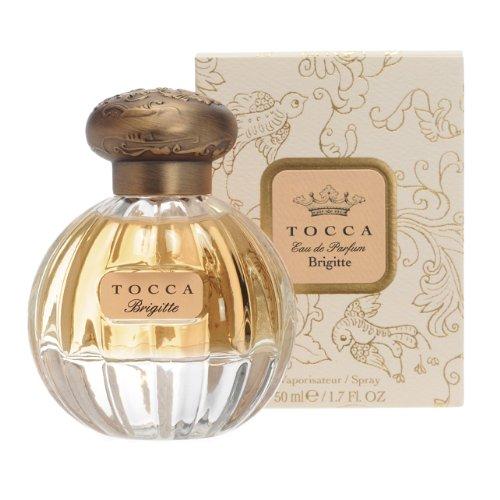 TOCCA トッカ オードパルファム ブリジットの香り