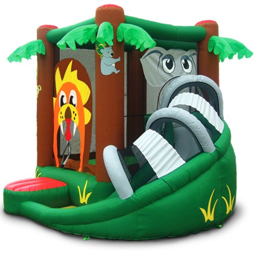 Bounce House Play