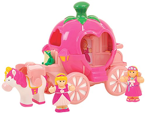 WOW Pippa's Princess Carriage Fantasy