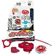 Hasbro Year 2010 Beyblade Metal Masters High Performance Battle Tops - Balance WA130HF BB-74 THERMAL