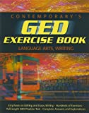 img - for GED Exercise Book: Language Arts, Writing book / textbook / text book