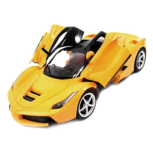 Catterpillar Remote Controlled Ferrari With Opening Doors
