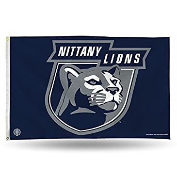 3x5 banner flag penn state home decor for Penn state decorations home