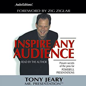 Inspire Any Audience Audiobook
