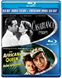Casablanca / African Queen [Blu-ray] (Bilingual)